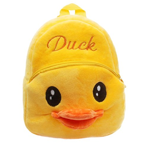 Baby Toddler Backpack squarex Duck D Animal Bag Boys Cartoon Bag Girls School Cute Rayq4gRf