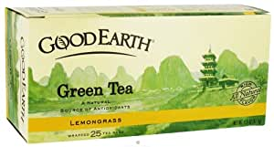 Good Earth Green Tea Blend (3x25 bag)
