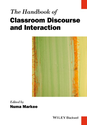 The Handbook of Classroom Discourse and Interaction (Blackwell Handbooks in Linguistics) Pdf