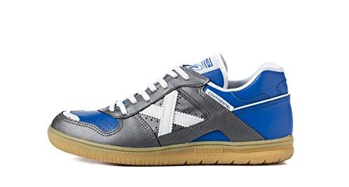 Munich Trainers Continental, Blue / Grey 42