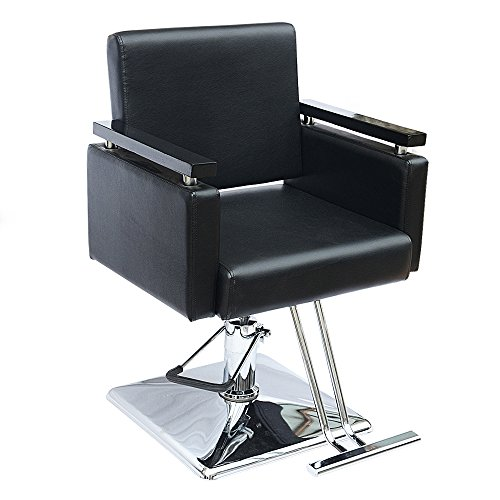 All Purpose Hydraulic Barber Chair Salon Beauty Spa Styling by LOSCATO