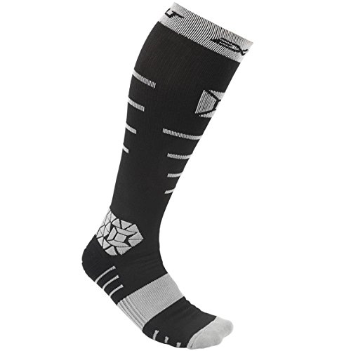 Exalt Paintball Compression Socks - Black / Grey - Large ...