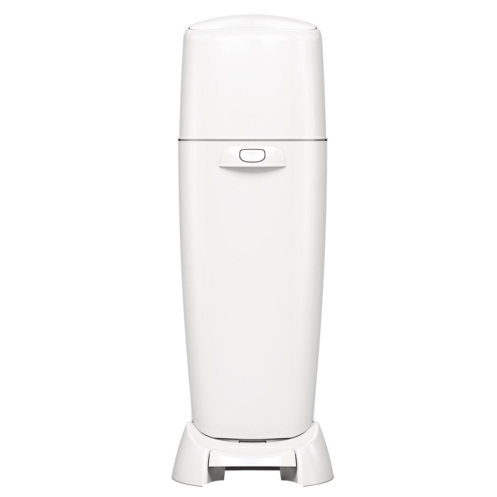 Playtex Diaper Genie Complete Diaper Pail with Odor Lock Technology, White by Diaper Genie