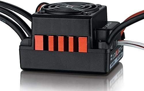 PCtech Hobbywing Quicrun WP 10BL60 60A Waterproof Brushless Motor ESC Speed Controller 1//10 Car