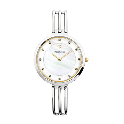Women's Watch Pierre Lannier - 015H690 - ELEGANCE STYLE - Silver by Pierre Lannier