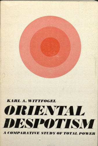 Oriental Despotism: a Compatative Study of Total Power