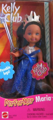 Barbie PERFORMER MARIA Doll – Kelly Club (2000), Baby & Kids Zone
