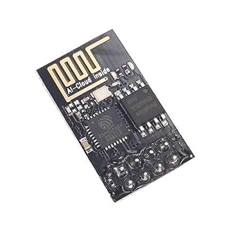Zhuhaimei,ESP - 01 ESP8266 Serial WiFi para Enviar y Recibir el módulo de Radio
