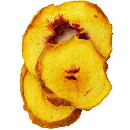 Natural Dried Yellow Peaches, 2.5 lb