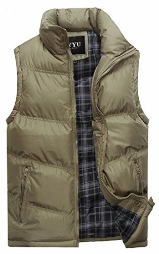 UK Outerwear Sleeveless Drawstring Hooded Men's Quilted 2 today Vest 6vqCxBwWwU