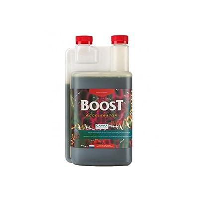 Canna Boost Accelerator Flowering Bloom Enhancer Nutrient Additive Liter mL