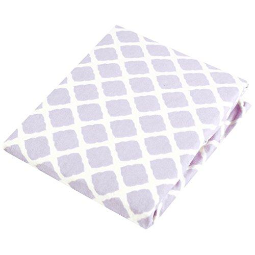 Kushies Nursing Pillow Cover Flannel, Petal Grey (Best Nursing Pillow Canada)