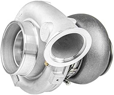 CXRacing Dual Ceramic Ball Bearing Billet Wheel GT45 Turbo Charger 1.15 A//R 5 Inlet