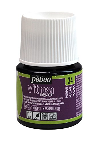 Pebeo Vitrea Frosted 45 Milliliter Bottle