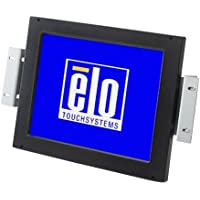 Elo Touch Solutions, Inc - Elo 3000 Series 1247L Touch Screen Monitor - 12 - Surface Acoustic Wave - 800 X 600 - 4:3 - Black Product Category: Computer Displays/Touchscreen Monitors