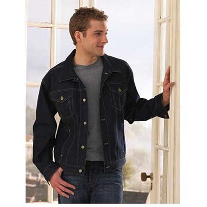 Amazon Kwik Sew Mens Jean Jacket Pattern Arts Crafts Sewing