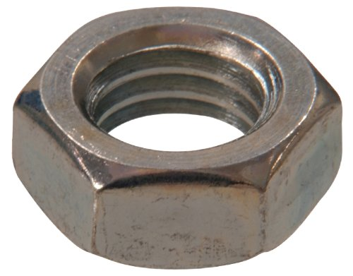 The Hillman Group 43815 M12-1.25 Metric Hex Jam Nut, 10-Pack