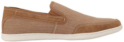 Steve Madden Mens Luthur Fashion Sneaker Tan Fabric