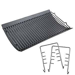 Amazon.com : Uniflasy 20 Inches Ash Pan/Drip Pan for ...
