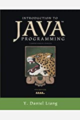 Introduction to Java Programming, Comprehensive Version (9th Edition) Paperback