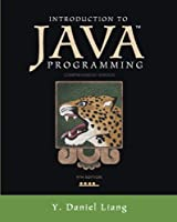 Introduction to Java Programming, Comprehensive Version, 9th Edition