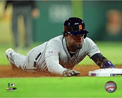 Niko Goodrum Detroit Tigers 2019 MLB Action Photo (Size: 8