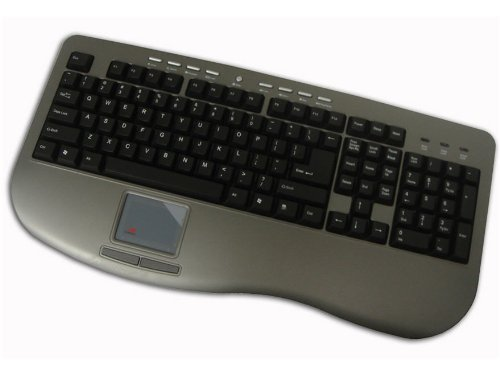 Button Glidepoint Usb Touchpad (Adesso WINTOUCH FULL SIZE USB TOUCHPAD KEYBOARD)