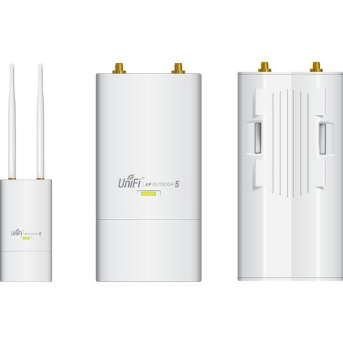 Ubiquiti UniFI AP Outdoor 2x2 MIMO 5GHz 802.11n/a by Ubiquiti Networks
