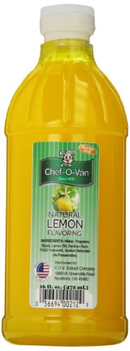 natural lemon extract - 5
