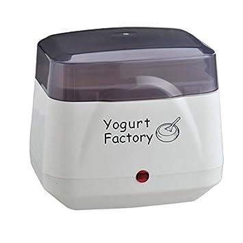 Yogurt Makers 500ML White Multifunction Mini Yogurt Machine Electric  Kitchen Appliances For Breakfast Polypropylene For Food