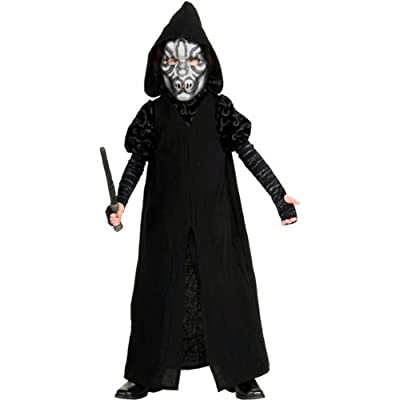 Harry Potter Deluxe Child Death Eater Costume by Rubies