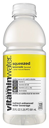 Glaceau Vitamin Water Squeezed (Formally - Glaceau Vitamin Water Shopping Results