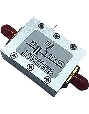 oshhni T de polarização de 10 MHz a 6 GHz, blocos DC, micro-ondas de radiofrequência de banda larga para rádio RTL SDR LNA com Shell