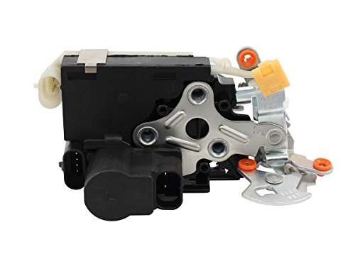NewYall Front Left Driver Side LH Door Latch Lock Actuator For Chevrolet Chevy Avalanche 1500 2500 Silverado 1500