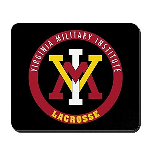 sunmoohat - VMI Virginia Military Institute Cadets Lacrosse - Non-Slip Rubber Mousepad, Gaming Mouse Pad