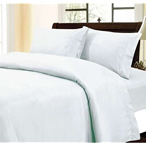 Attrayant Scala 600 Thread Count Egyptian Cotton Solid White Full XL Sheet Set By  OnlineSmartDeals