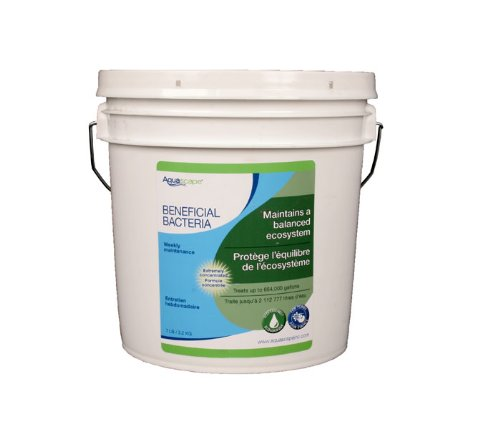 Aquascape Dry Beneficial Bacteria for Pond and Water Features, 7-Pound | 98950