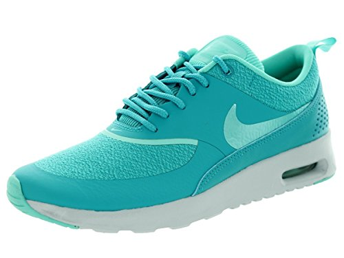 eee8b9352c Nike Women s Air Max Thea Dusty Cactus Hpr Trq Pr Pltnm Running Shoe 8  Women US - Buy Online in UAE.