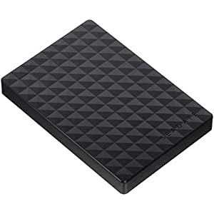 Seagate Expansion 1.5TB USB 3.0 Portable 2.5 Inch External Hard Drive for PC, Xbox One and Playstation 4