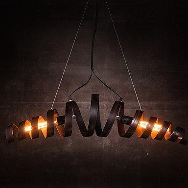 Retro-Barlampe, Eisen-Lampe, Modern, minimalistisch, Industrie-Stil