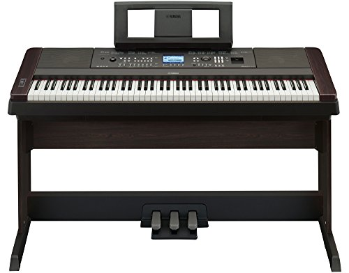 Yamaha DGX-650 Platinum Bundle with Bench & Songbook