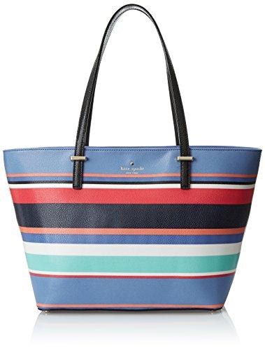 kate spade new york Cedar Street Stripe Small Harmony Shoulder Bag, Multi Stripe, One Size