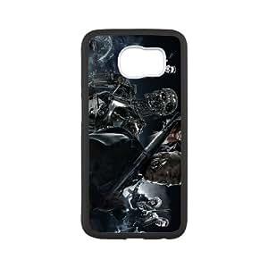 Samsung Galaxy S6 Cell Phone Case White Terminator S0381015