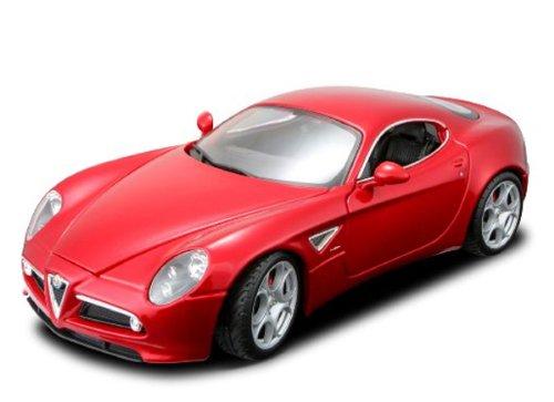 Alfa Romeo 8C Competizione 1/18 Red