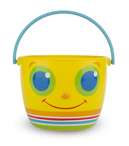 Melissa & Doug Sunny Patch Giddy Buggy Pail - Outdoor Toy for Kids -
