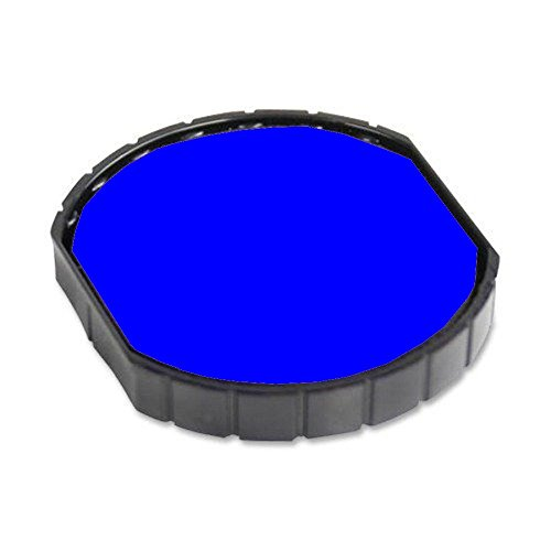 R40 BLUE Replacement Pad for Cosco 2000 Plus Printer R 40 Dater, R 40 Time & Date Stamps