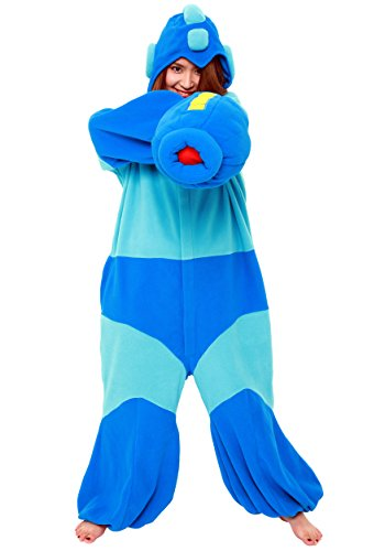 SAZAC Mega Man Kigurumi Costume