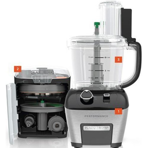 Russell Hobbs BD Perf Dicing Food Processor FP6000