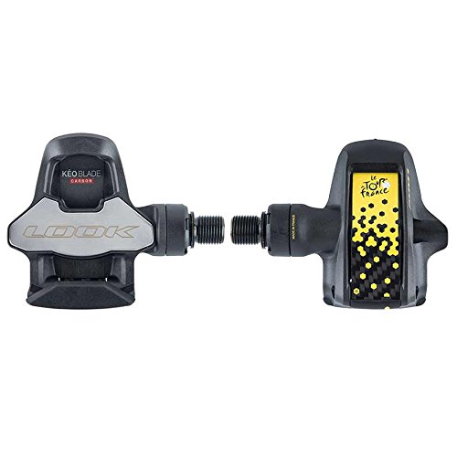 - Look Keo Blade Carbon Tour de France Limited Edition Pedals (Yellow)