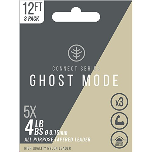 Wychwood Ghost Mode Tapers - 3 per pack